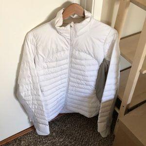 Puffy Lululemon jacket